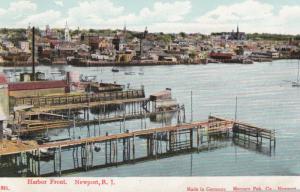 NEWPORT , Rhode Island , 00-10s ; Harbor Front