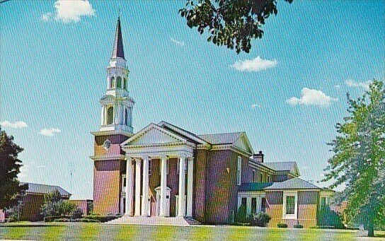 Presbyterian Church Muncie Indiana