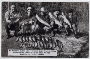 Wester's Camp, Grand Lake-du-Cerf, Labelle Co. PQ