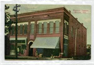 Marion, Ala., MASONIC Temple (1910s)