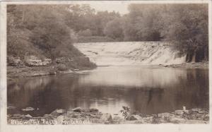 RP; MT. CARROLL, Illinois; Below the Falls, PU-1906