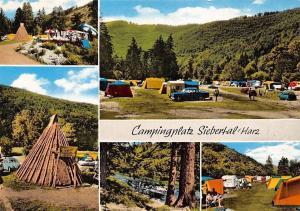 Campingplatz Siebertal Harz Erika Wehmeyer Camping Place Auto Cars Herzberg