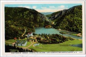 Mt Abenaki, Balsams, Lake Gloriette & Dixville Notch NH