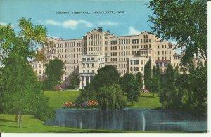 Milwaukee, Wis., County Hospital