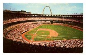 MO- St. Louis. Busch Memorial Stadium