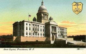 RI - Providence. State Capitol