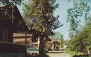 Dorval Lodge Inc. Log Cabins,  Mount-Laurier Val d´Or,  Quebec,  Canada,  40...