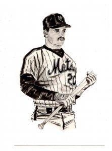 Howard Johnson, New York Mets