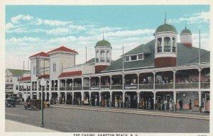 HAMPTON BEACH , New Hampshire , 00-10s ; The Casino