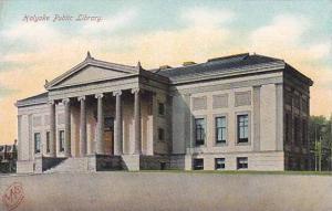 Holyoke Public Library, Holyoke, Massachusetts, 1900-1910s