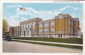 Ohio Xenia Central High School Curteich