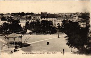 CPA ROCHEFORT-sur-MER - Place Colbert (481190)