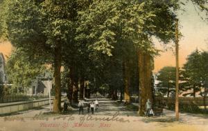 MA - Marlboro. Pleasant Street
