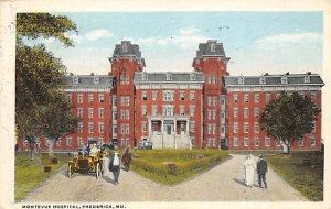 Montevue Hospital Frederick, Maryland MD