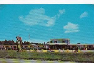 Maine Belfast The Gull Motel