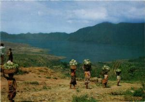 CPM The Batur Lake and the Mt.Abang of Bali INDONESIA (726972)