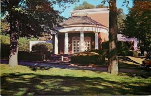 Amherst College Massachusetts~Kirby Theater~Dramatic Arts Activity Center 1960s