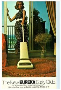 Eureka Easy Glide  Vacuum