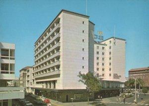 Stanley Hilton Hotel Nairobi  Kenya Postcard