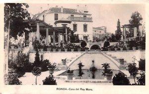Casa del Rey Moro Ronda Spain 1928