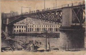 France Brest Le Pont tournant