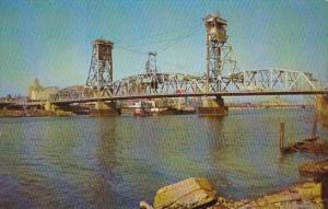 New York Albany Dunn Memorial Bridge