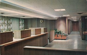 IOWA, PU-1959; The Toy National Bank, Interior View