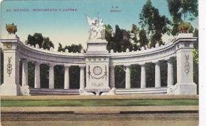 Monumento A Juarez, Mexico, 1900-1910s
