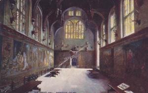 TUCK# 7208, The Great Hall, Hampton Court, LONDON, England, United Kingdom, 0...