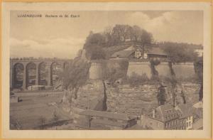 Luxembourg, Rochers de St. Espirt