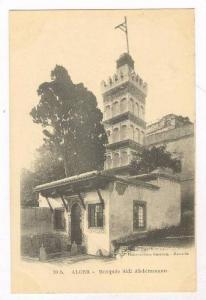 Mosquee Sidi Abderamann, Alger, Algeria, Africa, 1900-1910s