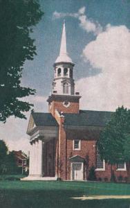 Pennsylvania Gettysburg Church Of The Abiding Presence