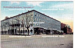 International Hotel & Theatre, Niagara Falls NY