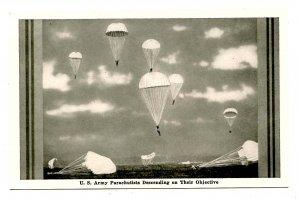 Military - U. S. Army Parachutists