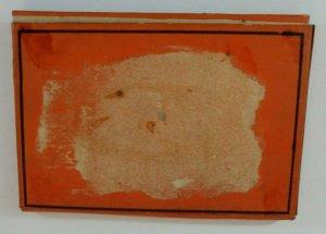Statler Superior Stencil Set Colored Stencil Statler Toy Company 1930-40s