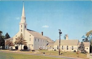 Old First Church Huntington, L.I. NY Unused