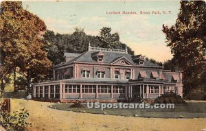 Loriland Mansion, Bronx Park, New York