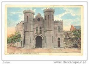 State Penitentiary, Frankfort, Kentucky, 10-20s