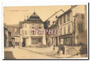 Kaysensberg Old Postcard High Street