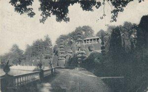 WELLESLEY, Massachusetts, PU-1906; Italian Gardens