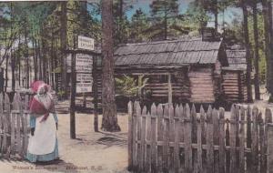 North Carolina Pinehurst Womans Exchange Albertype