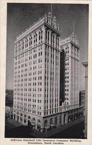 North Carolina Greensboro Jefferson Standard Life Insurance Company Building