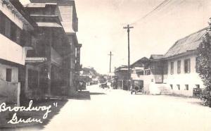 Agana Guam Broadway Agana Broadway