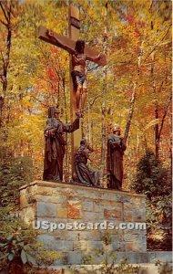 Calvary Scene, National Shrine Grotto of Lourdes in Emmitsburg, Maryland