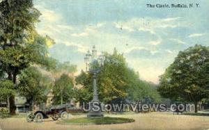 The Circle Buffalo NY 1913