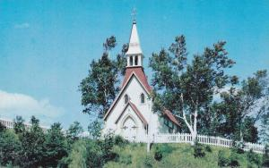 Front View, Exterior of St. Luke's Anglican Church, Corner of the Beach, Gasp...