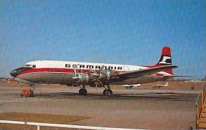 GERMANAIR McDOUGLAS DC-6
