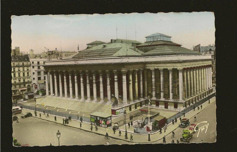 France Paris Paris Et Ses Merveilles GUY Color Real Photo Postcard