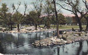 Allegheny Park, Allegheny Pennsylvania, PU-1909