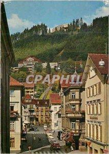 Postcard Modern Thermalbad